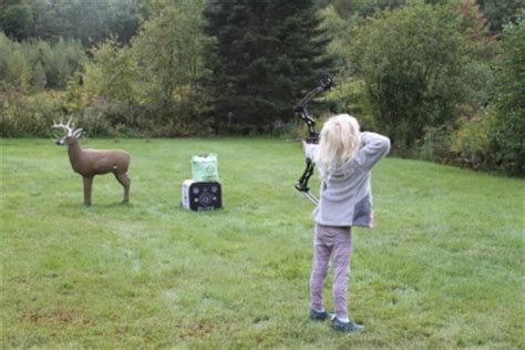 locavore blog: beginner's guide to archery: for women