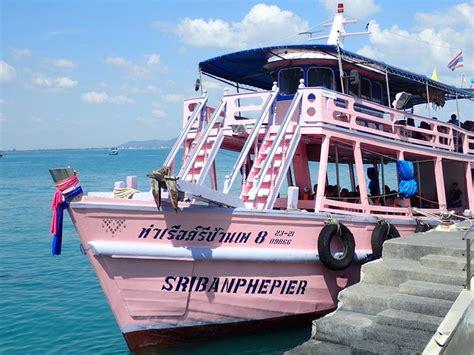 boat to koh samet beautiful koh samet island thailand tripatrek travel