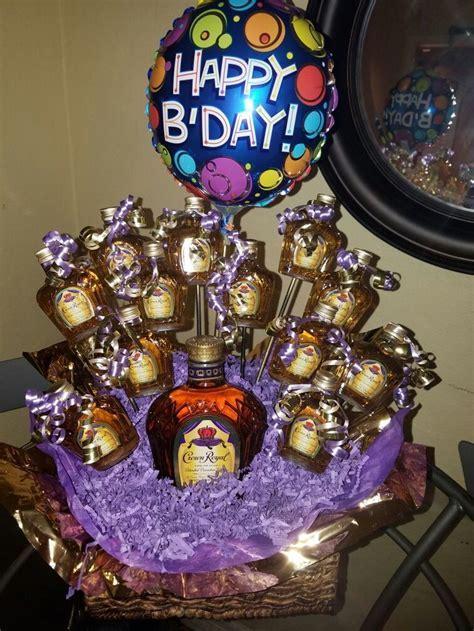 Best 25  Liquor gift baskets ideas on Pinterest   Mini