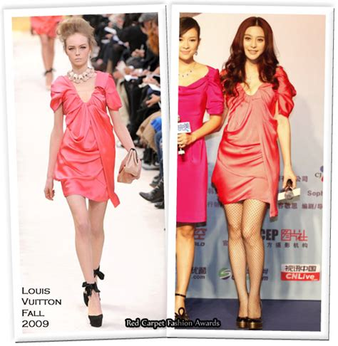 Dress Sanghai Mannie Store runway to quot s quot shanghai premiere fan