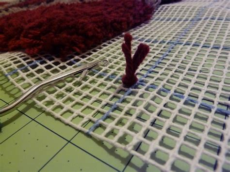 How To Make A Latch Hook Rug by 12 Best Images About Crafty Latch Hook On