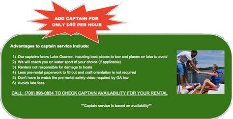 lake oconee bass boat rentals center console