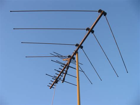 install  tv antenna  aerial