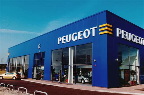 peugeot dealer sale european car sales highest in almost two years in april