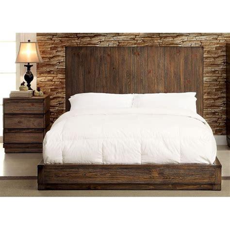 2 piece bedroom set furniture of america bellamy 2 piece queen panel bedroom