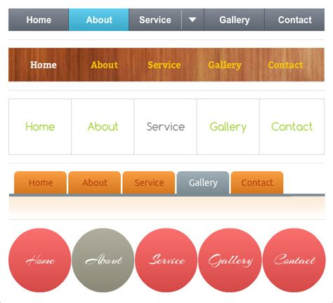 navigation layout exles more flexibility with buttons in 28 images house of