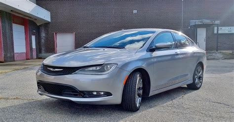 2015 Chrysler 200 S Review by Review All New 2015 Chrysler 200 S Is A And