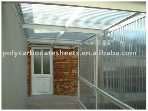 clear plastic awnings clear polycarbonate canopy awning roofing sunshade cover