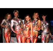 Body Painting And Air Brushed Design