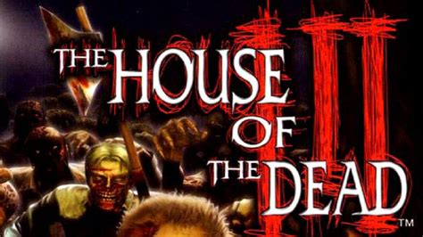 of the dead pictures house of the dead 3 playthrough