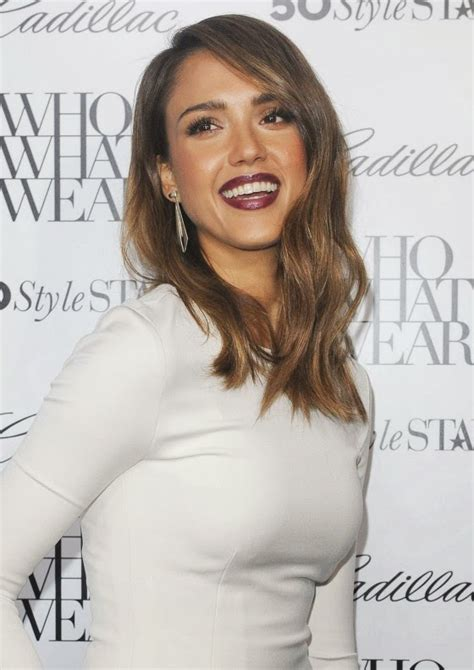 50 Photos Of Alba by Alba In White Dress At 50 Most Fashionable
