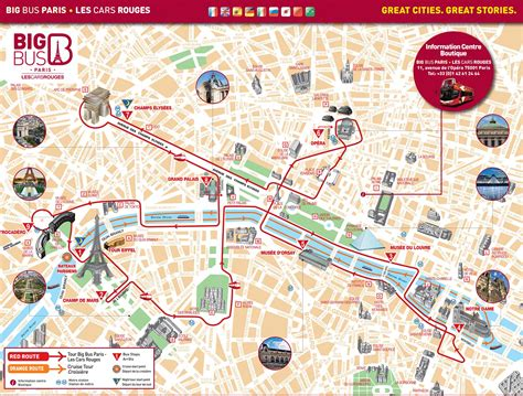 sightseeing map map of tourist attractions sightseeing tourist tour