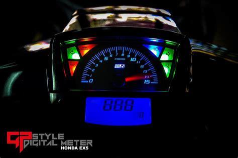 Meter Uma Racing Ex5 uma racing digital meter hond end 4 5 2014 11 15 am myt