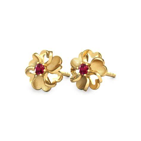 latest gold earrings designs   grams