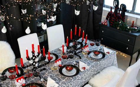 como decorar unos 15 años ideas para decorar mesas de navidad