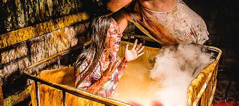 midnight terror haunted house haunted houses for chicago 2016 baltimore sun