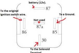 40 amp relay wiring diagram wedocable