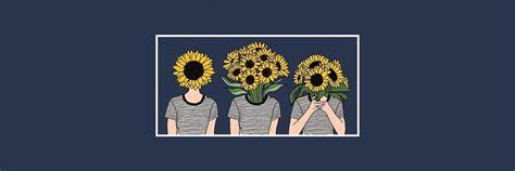 layout for twitter header twitter header sunflower wild child background