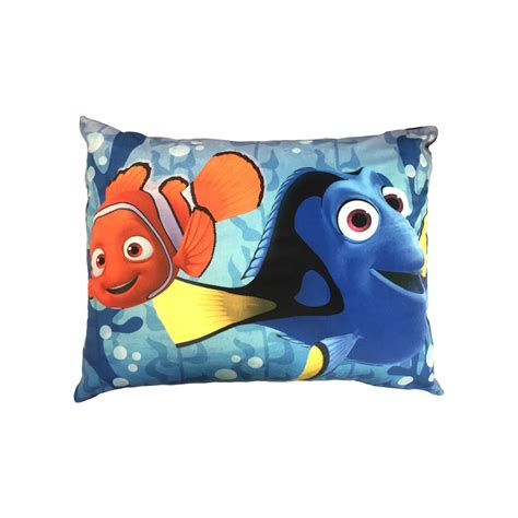 Pillow Disney by Disney Finding Dory Plush Bed Pillow Shop Your Way