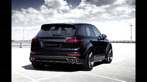 Porsche Cayenne Tuning by Tuning Porsche Cayenne Porsche Cayenne Modified Techart