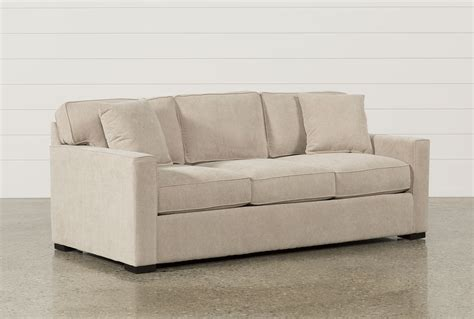 Alder Grande Sofa Living Spaces Living Spaces Sofa