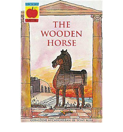 tony the pony books the wooden geraldine mccaughrean tony ross