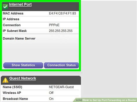 forwarding in router how to set up forwarding on a router wikihow
