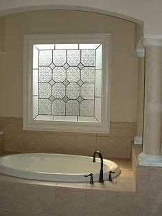 Badezimmer Modern 5093 by Leaded Glass Window Idea For Bathroom Get The Light