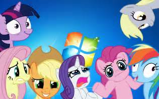 My little pony hd wallpapers for desktop download pictures to pin on