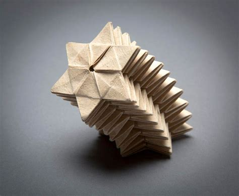 Origami Artists - shooting the origami artist omer shalev
