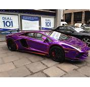Awesome Purple Car  What Type Of Is It I Want One The Amazing