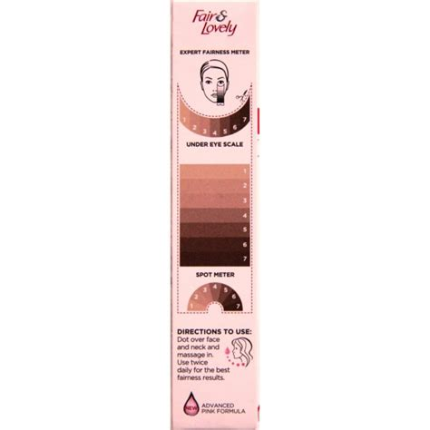 Serum Fair And Lovely fair lovely advanced multi vitamin edna