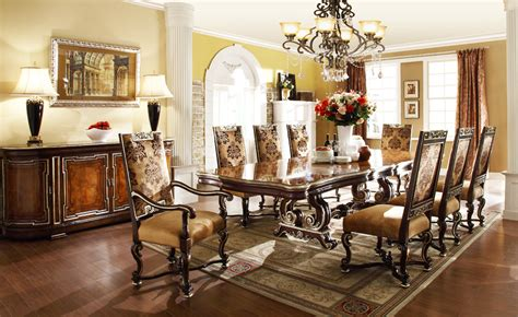 Luxury Dining Room Furniture Luxury Dining Room Tables Marceladick