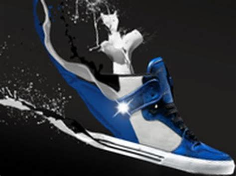 shoe templates for photoshop photoshop tutorial shoe paint effect youtube