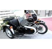 2013 Ural Patrol T Sidecar Russian Motorcycle  Walkaround