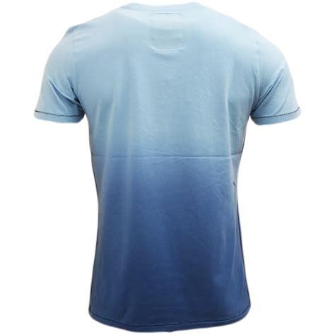 mens tokyo laundry t shirt two tone fade dye endless s m l xl t shirts mr h menswear