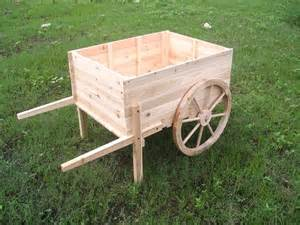 wooden planter carts wheelbarrow planters modern