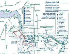 Mohican State Park Campground Map by Mish Lish S Adventures Mohican State Park Trail Run