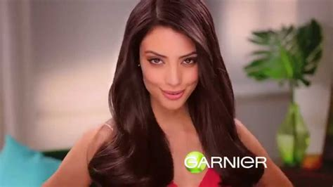 garnier commercial actress tv commercial garnier fructis 2015 hair by david
