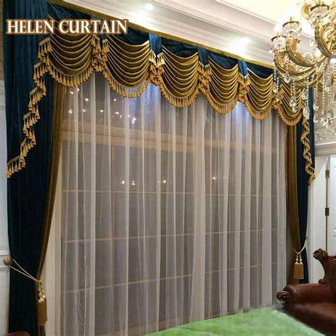com祺 per da letto helen conjunto cortina cortinas para la sala de estar de