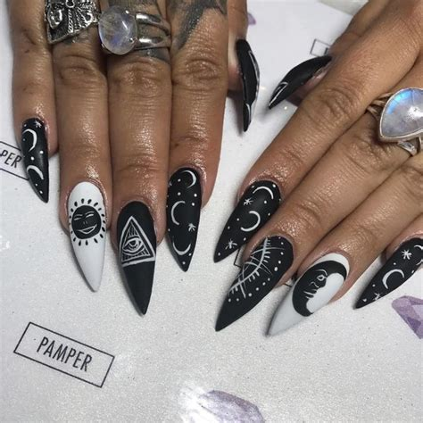 Witch Nail Designs