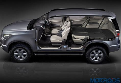 chevrolet trailblazer 2015 gm india to launch the chevrolet trailblazer suv in 2015
