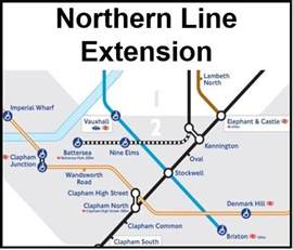 Covent Garden Zone - northern line extension from kennington to battersea approved market business news
