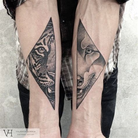 animal tattoo berlin valentin hirsch tattoo 248 pinterest mom calf