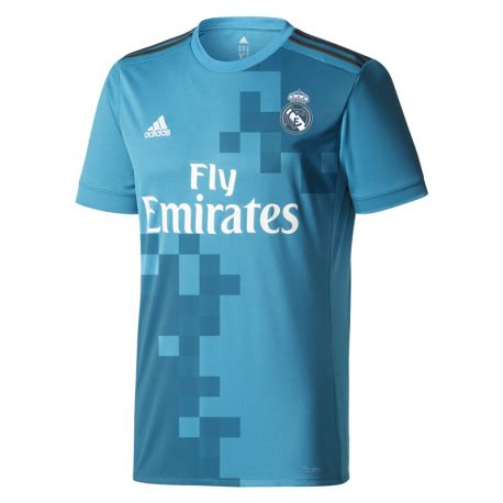 Jersey Real Madrid Away 2017 18 real madrid away shirt 2017 18 forofos