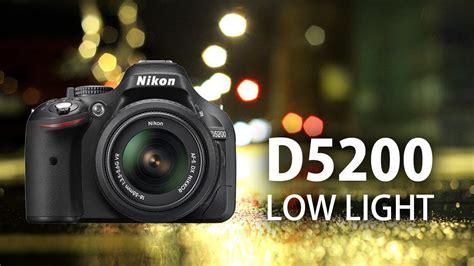 tutorial video nikon d5200 nikon d5200 low light video test youtube