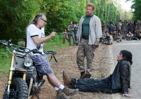 rachel nichols on jalen vs everybody 45 fotos dos bastidores da 6 170 temporada de the walking dead