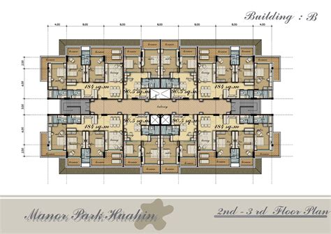 floor plans for apartment buildings 2 bedroom apartment building floor plans with floorplans a b c d image 12 of 15 hobbylobbys info