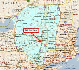 Up State New York Map by Conti Appraisal About
