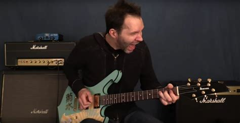 Kaos Paul Gilbert To Be With You paul gilbert invites you to great guitar escape 2016